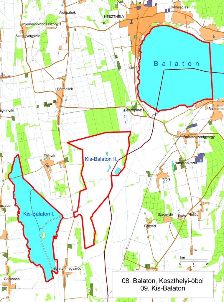 térkép kis balaton Kányavári sziget, Kis Balaton, Hungary térkép kis balaton